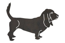 Hound Dog DXF File