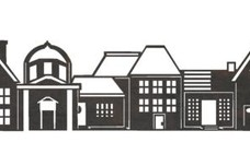 Houses DXF File