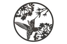 Hummingbird Circle Insert