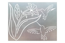 Hummingbirds Stock Art