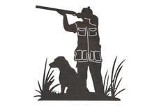 Hunter Hunting DXF File