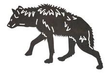 Walking Hyena DXF File