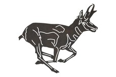 Impala Running DXF File