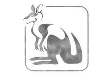 Kangaroo Stock Art