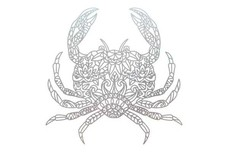 King Crab Wall Art