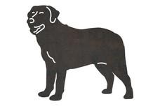 Sniffing Labrador Retriever DXF File