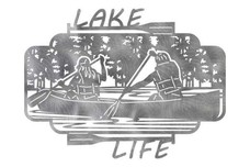 Lake Life Wall Art