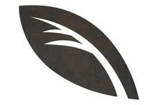 Leaf W/Trace DXF File