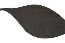 Leaf Silhouette DXF File