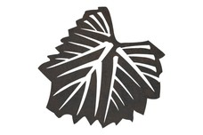 Tropical Leaf DXF File