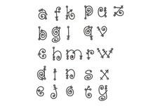 Letters Stock Art