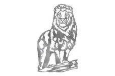 Lion Stock Art