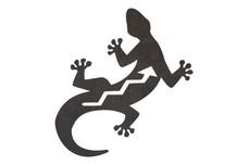 Cartoon Lizard DXF File