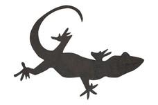 Desert Lizard DXF File