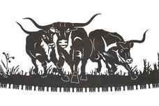 Longhorns Crosscut Sawblade