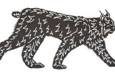 Walking Lynx DXF File