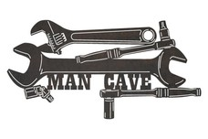 Man Cave Wall Art