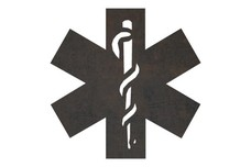 Medical Badge DXF File