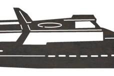 Mega Yacht DXF File