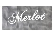 Cursive Merlot DXF File