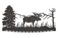 Moose Crosscut Sawblade