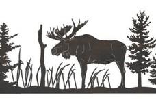 Moose Driveway Topper