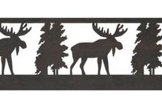 Moose Firepit Ring
