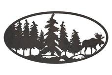 Moose Oval Insert