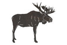 Bull Moose DXF File