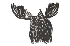 Bull Moose DXF File