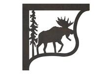 Moose Shelf Stock Art