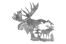 Moose Stock Art