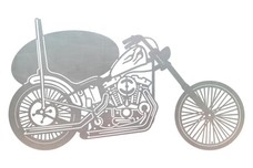 Classic_Custom Motorcycle DXF File