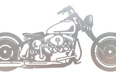 Motorcycle Stock Art