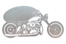 Vintage_Motorcycle DXF File