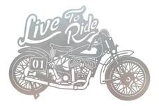 Motoribke Wall Art