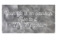 Mr. Magorium Wall Art