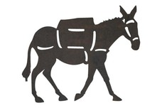 Working Mule DXF File
