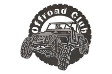 Offroad Club Sign