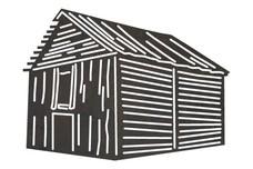 Old Barn DXF File