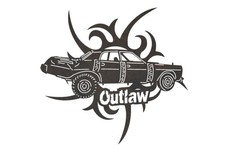 Outlaw Sign