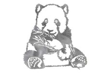 Panda Bear Stock Art