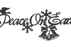 Peace On Earth Stock Art