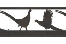 Pheasants Firepit Ring