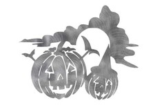 Halloween Pumpkins DXF File