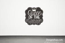 Queen Wall Art