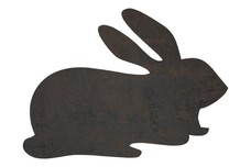 Cartoon Rabbit Side-Profile DXF File
