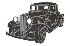1920 Rolls DXF File