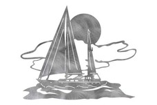 Sail Boat Stock Art