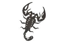 Scorpion DXF File